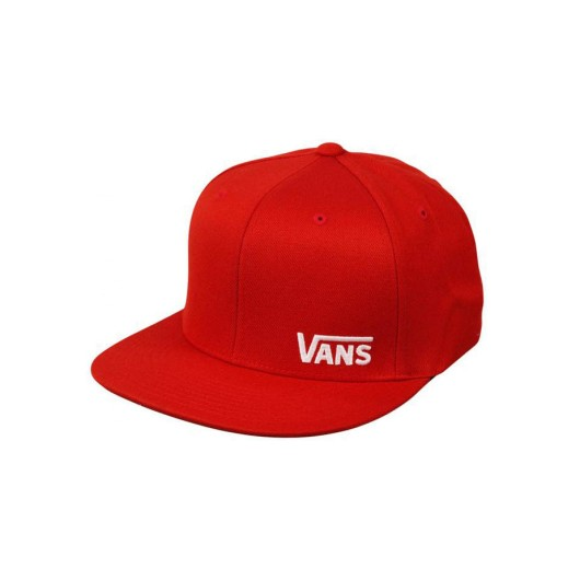 8eaf6caaa9e2 Gorra Vans Splitz Racing Red