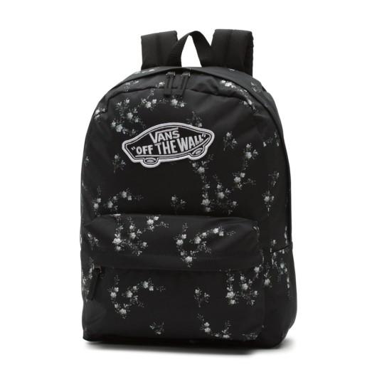Mochila Vans Realm Backpack Dark Floral