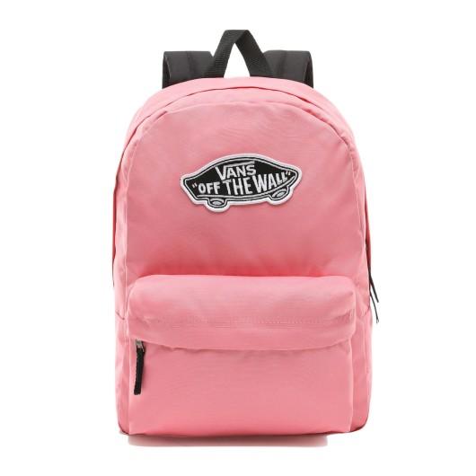 mochila vans rosa mujer
