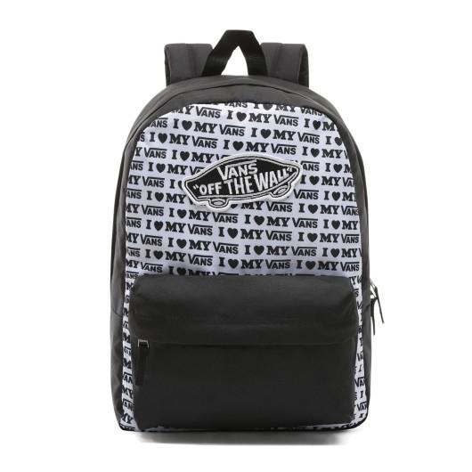 mochilas negras escolares vans