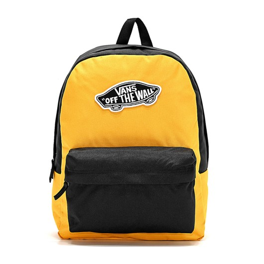 Mochila Vans Realm Backpack Mango Mojito Black