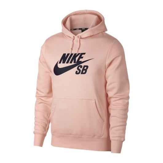 selección premium 60518 05ee1 Sudadera Nike SB Icon Storm Pink Obsidian
