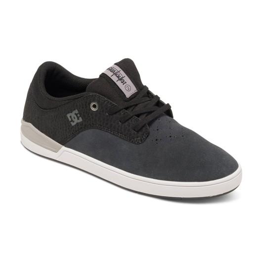 Zapatos negros DC Shoes Notch para hombre dx7ZBiWR4