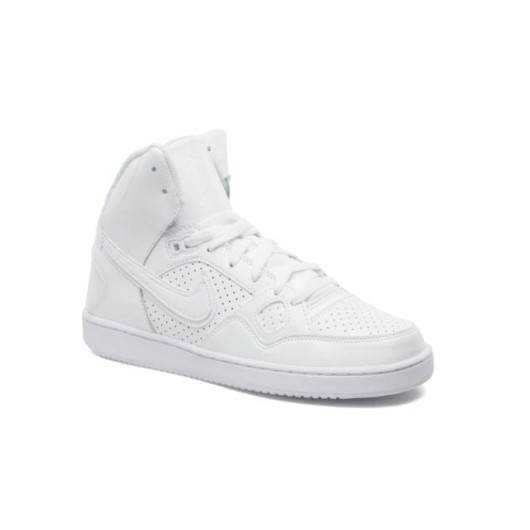 zapatillas nike altas blancas