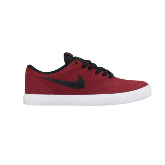 reputable site a71a5 92356 Zapatillas Nike SB Check Team Red Black