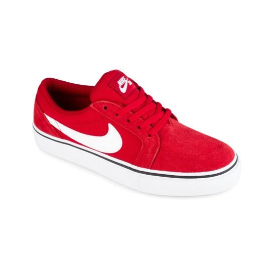 espontáneo Amargura músico  Zapatillas Nike SB Satire II Red White