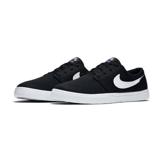 874c04b1d40 Inicio  Zapatillas Nike SB Portmore II Ultralight Black White. 14%descuento