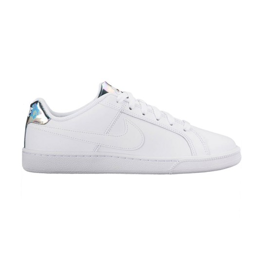 nike court royale silver