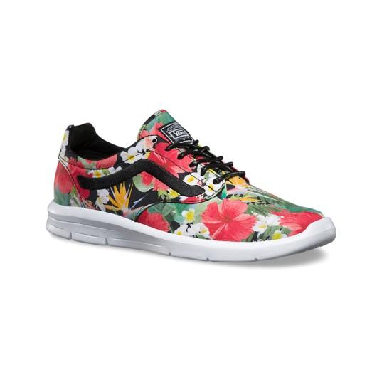 vans flores zapatillas
