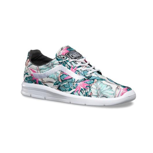 vans zapatillas flores mujer