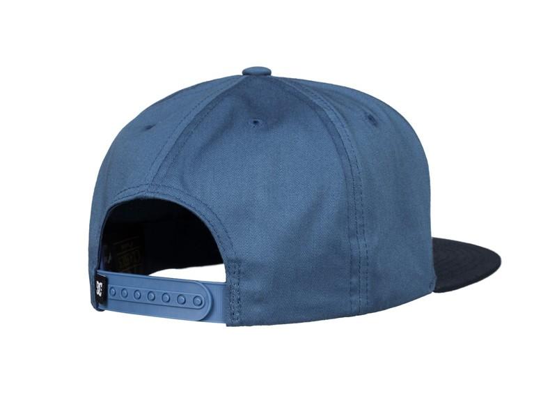 Gorra DC Shoes Snappy Copen Blue Azul Niño e23bc6a580f