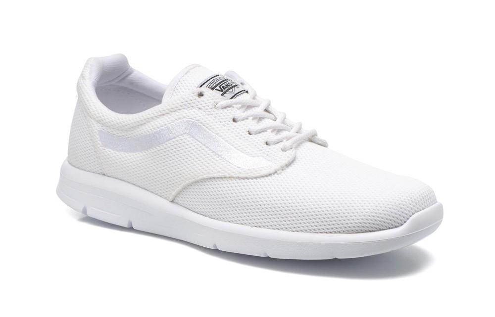 zapatillas vans mujer blancas