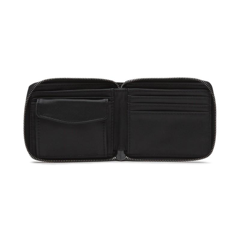 9a2ba2302 Cartera Vans Drop V Zip Black - Tienda online España