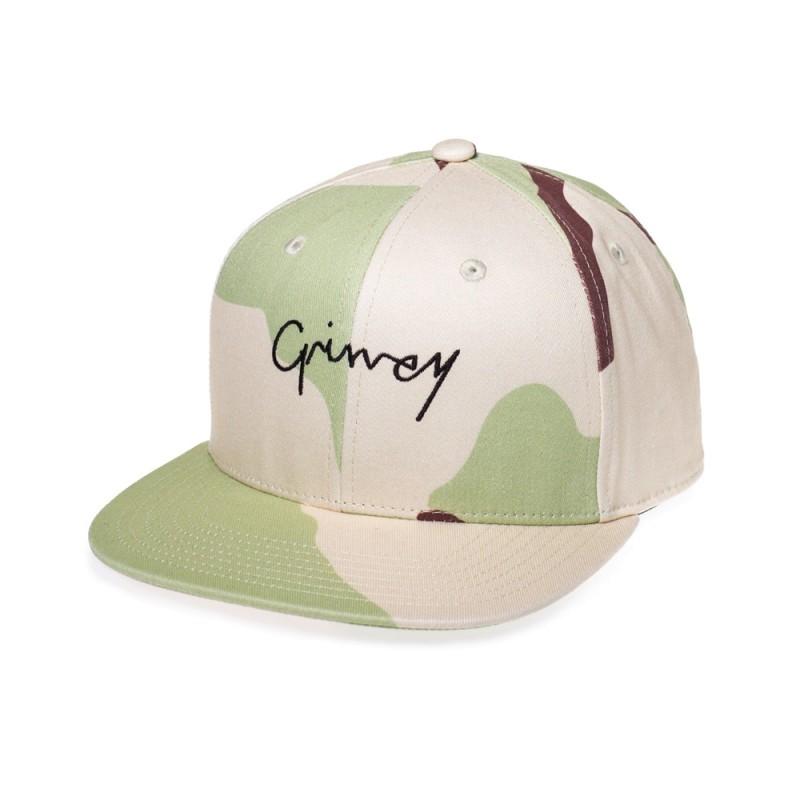 1e867ff5c6905 Inicio  Gorra Grimey Natural Camo. 30%descuento