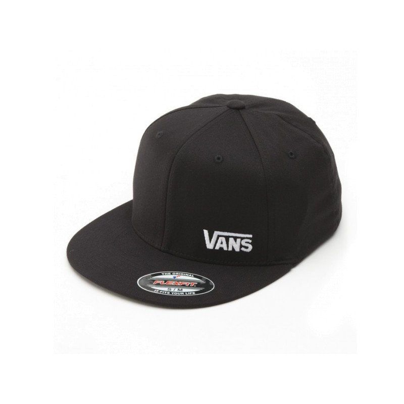 616a94fefbbe1 Gorra Vans Splitz Black - Tienda oficial Vans España