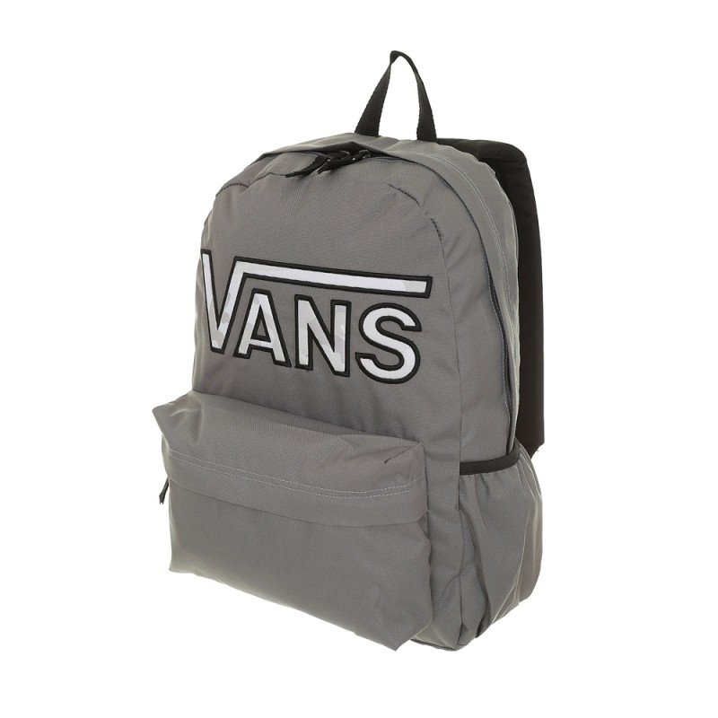 Mochila Vans Realm Flying Pewter Grey Snow Camo 4d3c0d13bac