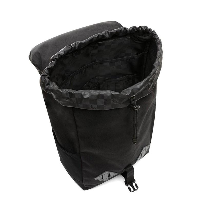 Mochila Vans Scurry Rucksack Black 63051827c5c