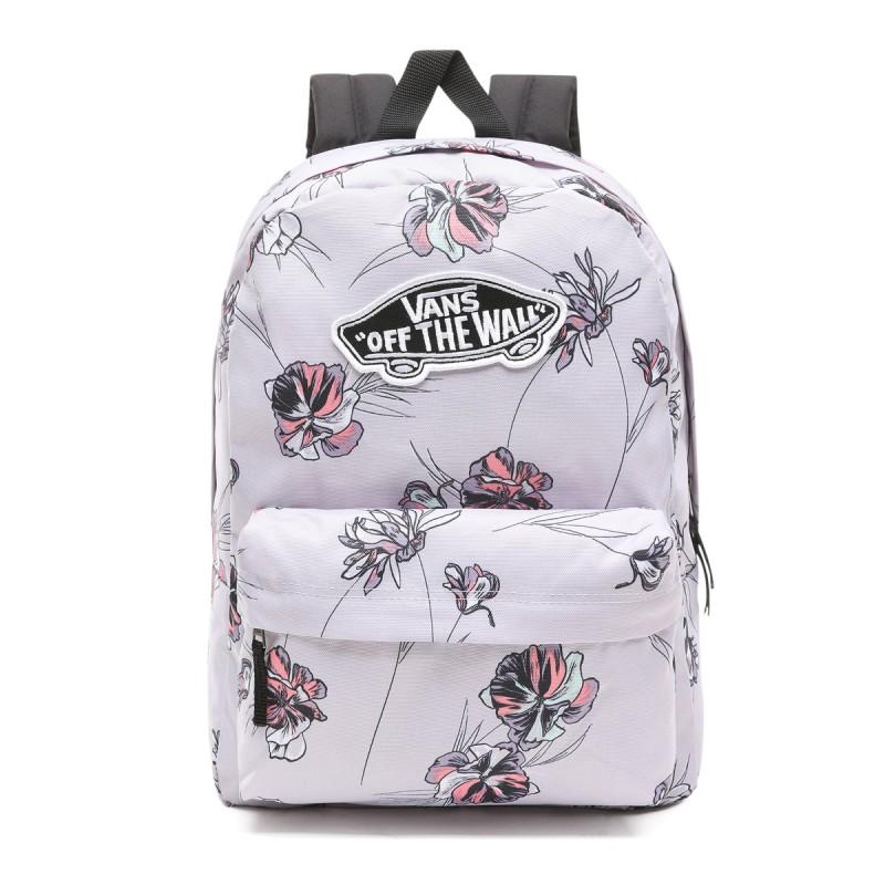 último descuento Calidad superior minorista online Mochila Vans Realm Backpack Evening Haze Paradise Floral