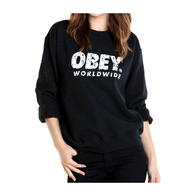 sudaderas obey chica