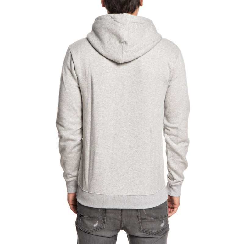 596311901 ... Sudadera Quiksilver Swell Emboss Light Grey Heather. 33%descuento