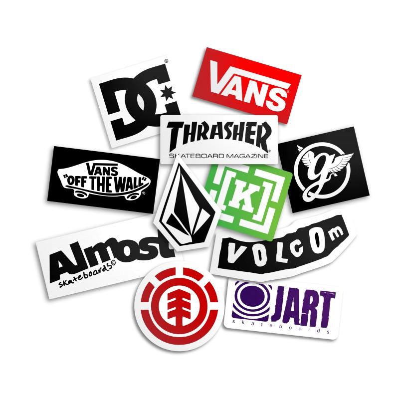Pegatinas de Skate Gratis en compras superiores a 29€ (+info) b1af3ba0a4b