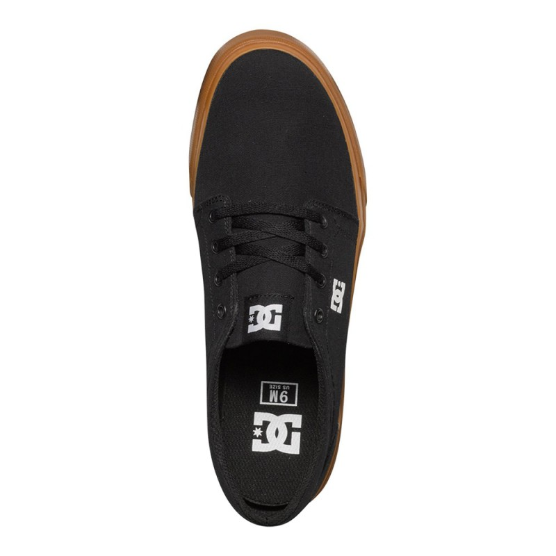 Gum Dc Zapatillas Trase Shoes Tx Black wXuZiPkOTl