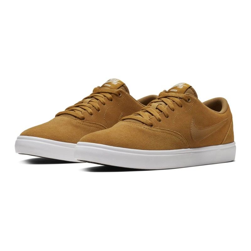 28a7953fec5 Zapatillas Nike SB Check Solar Wheat Wheat Phantom White