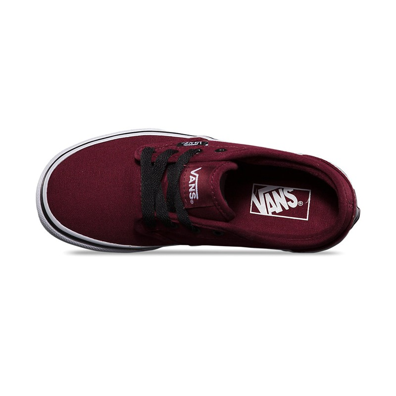vans granate zapatillas