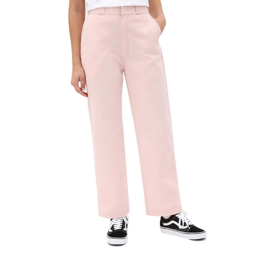 Pantalones Dickies Elizaville Light Pink